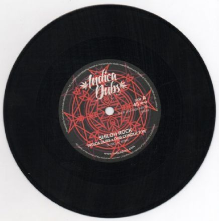 Indica Dubs & Dub Conductor - Shiloh Rock / Shiloh Dub (Indica Dubs) 7""